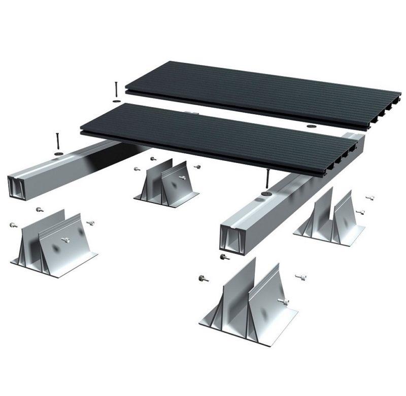 Aluminium Decking System